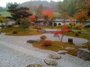 Zen-Garten bei Bielefeld